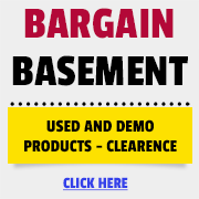 Make a bargain in the bargain basement