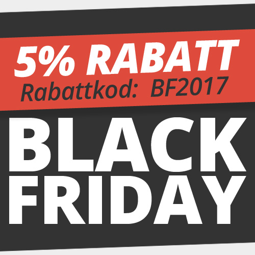 Black Friday 2017!