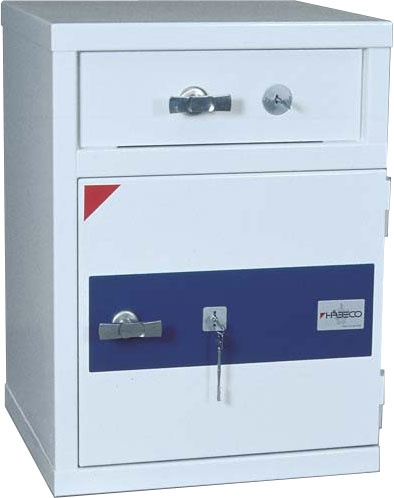 Cash Deposit safe rated as a EN1143-1 Grade II high security safe